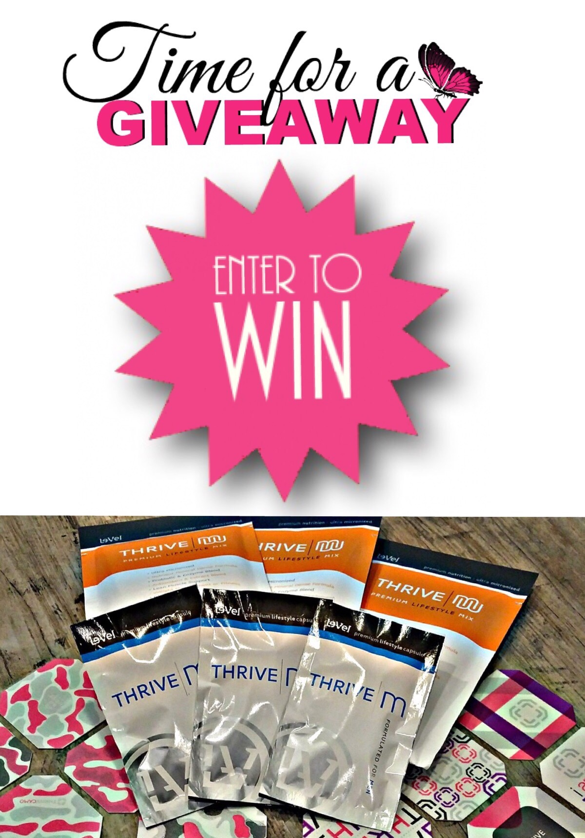 Buildu Brand U Drawing For Free Thrive Enter To Win